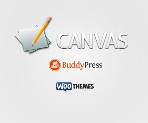 Canvas BuddyPress
