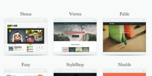 Pack Elegant Themes