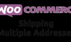 WooCommerce Ship to Multiple Addresses