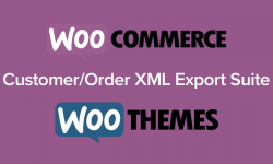 WooCommerce Customer/Order XML Export Suite