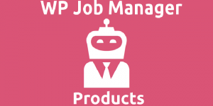 WP Job Manager Products