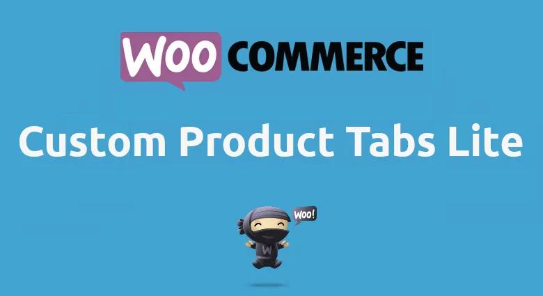 Woocommerce Custom Product Tabs Lite