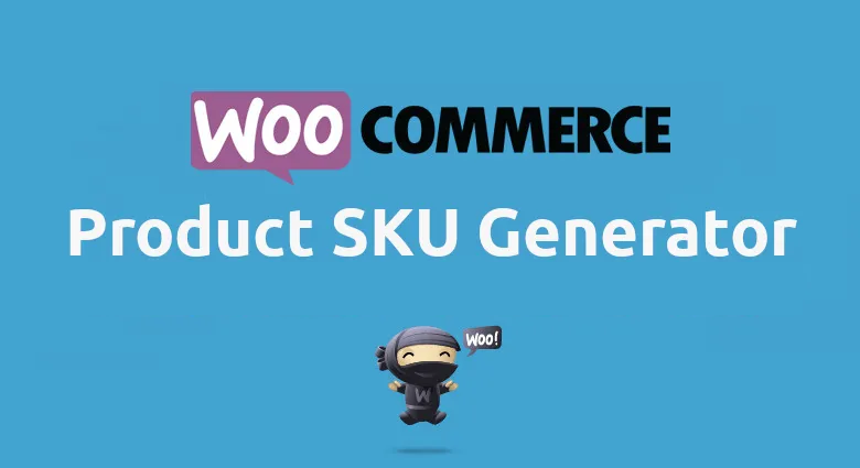 Woocommerce Product Sku Generator