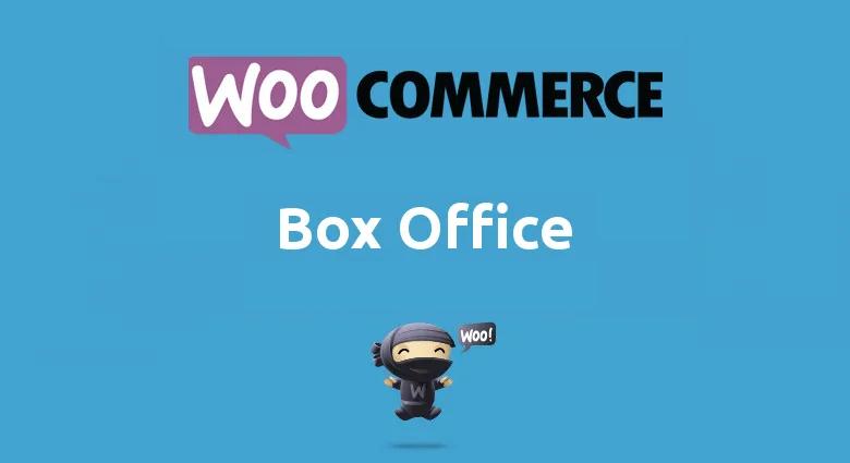 Woocommerce Box Office